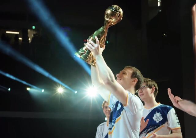 欧洲赛区开幕式上,IG惨遭嘲讽:S8是你们的最后一个冠军